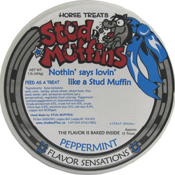 Stud Muffins Horse Treat