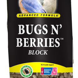 Wild Delight Bugs N Berries Block