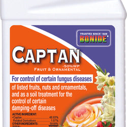 Captan Fruit Ornamental Fungicide Concentrate