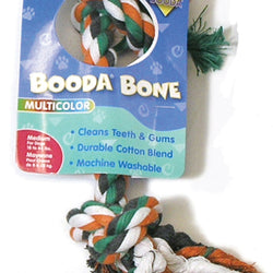 2 Knot Rope Bone Dog Toy