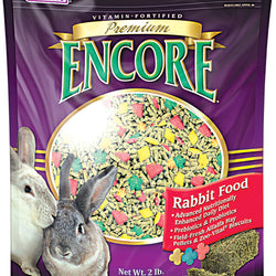 Encore Premium Rabbit Food