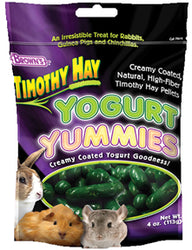Timothy Hay Yogurt Yummies