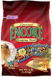 Encore Gourmet Foraging Feast Guinea Pig Food