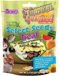 Tropical Carnival Natural Select Seeds Treat