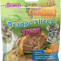 Tropical Carnival Natural Orange Slices Sa Treat