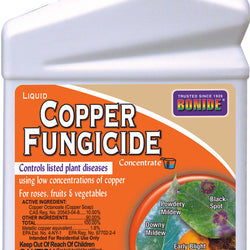 Liquid Copper Fungicide Concentrate