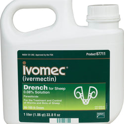 Ivomec Parasiticide Drench For Sheep