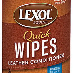 Lexol Leather Conditioner Quick Wipes