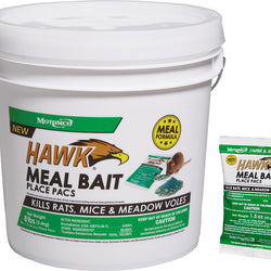 Hawk Meal Bait Place Pacs