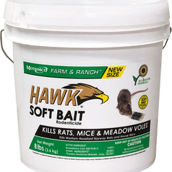 Hawk Soft Bait Pail