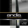 Andis Premium Steel Comb For Cats And Dogs
