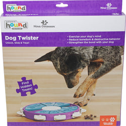 Dog Twister Puzzle Dogs Need A Challenge Level 3