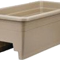Deck Rail Box Planter