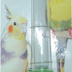 Jw Clean Water Tall Silo Bird Waterer