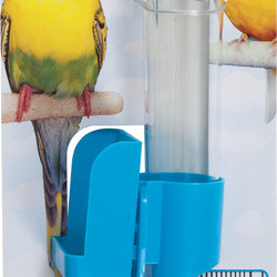 Jw Clean Seed Silo Bird Feeder