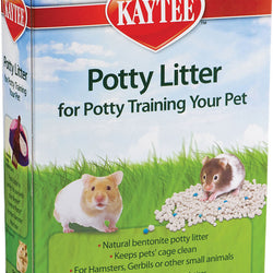 Potty Litter
