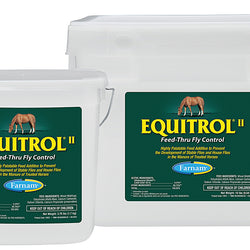 Equitrol Ii Feed-thru Fly Control For Horses