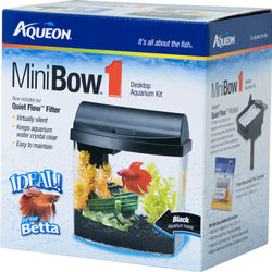 Aqueon Led Minibow Aquarium Kit