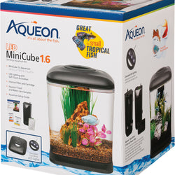 Led Mini Cube Aquarium Kit