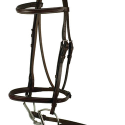 Square Raised Bridle