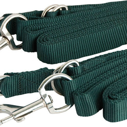 Adjustable Nylon Crossties With Panic Strap
