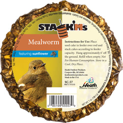 Heath Mealworm & Sunflower Stack M