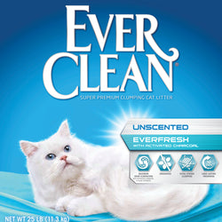 Ever Clean Everfresh Activated Charcoal Litter