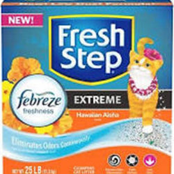 Fresh Step Extreme Litter With Febreze