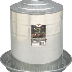 Little Giant Double Wall Poultry Fount
