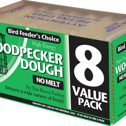C&s Bird Feeder's Choice Woodpeck Dough Value Pack