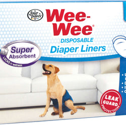 Wee-wee Disposable Diaper Liners