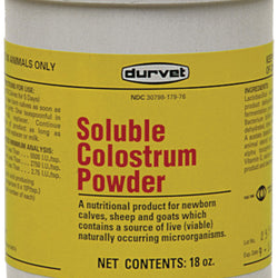 Soluble Colostrum Powder