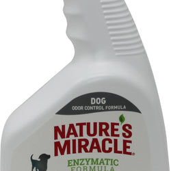 Nature's Miracle Stain & Odor Removr Dog Spray Weg