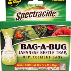 Spectracide Bag-a-bug Japanese Beetle Trap Bags