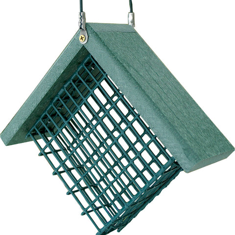 Going Green Suet Bird Feeder