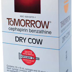 Tomorrow Cephapirin Benzathine For Dry Cows