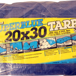Super Blue Tarp (2.3oz)