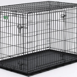 I-crate Double Door