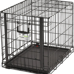 Ovation Single Door Crate W/ Up & Away Door