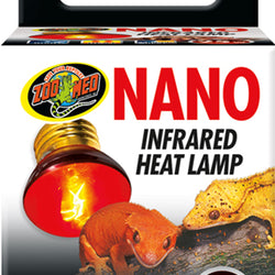 Nano Infrared Heat Lamp