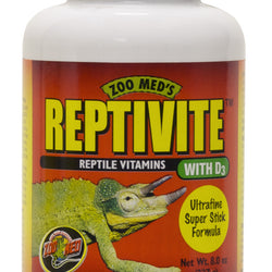 Reptivite Reptile Vitamins With D3