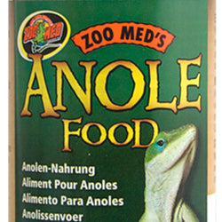 Anole Food