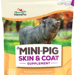 Manna Pro Mini-pig Skin & Coat Supplement