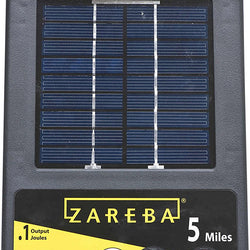 Zareba Solar Low Impedance Charger