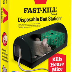 Disposable Mouse Bait Station