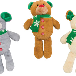 Holiday Bear/dog/moose Assortment