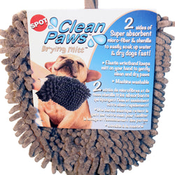 Clean Paws Drying Mitt