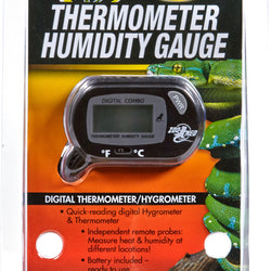 Digital Thermometer Humidity Gauge