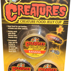 Creatures Food Jelly Cup