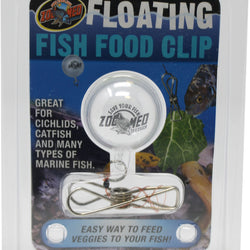 Floating Fish Food Clip